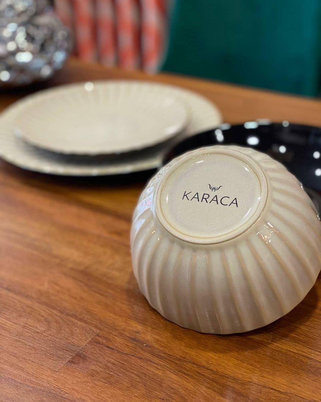 Karaca yemek takımı